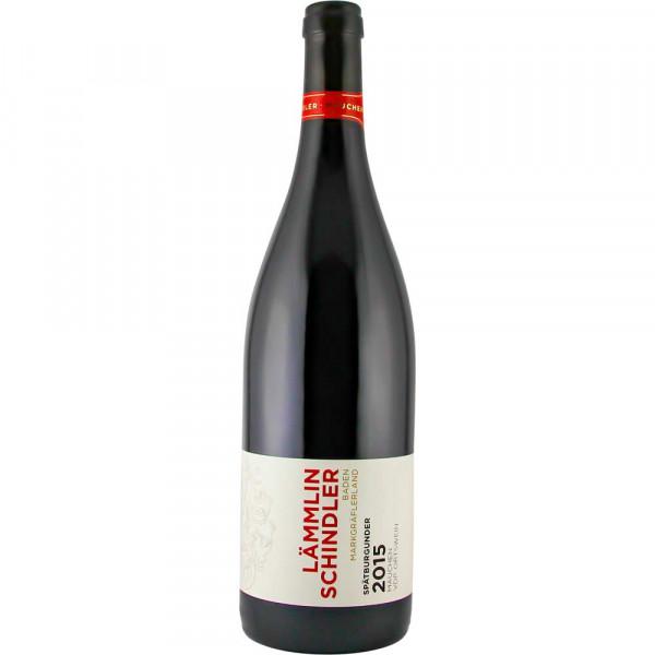 2015 Mauchen Spätburgunder VDP.ORTSWEIN - Weingut Lämmlin-Schindler - Biowein