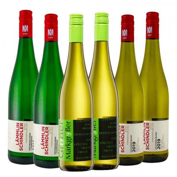 Lebensfreude-Weinpaket (6 x 0,75 L) - Lämmlin-Schindler