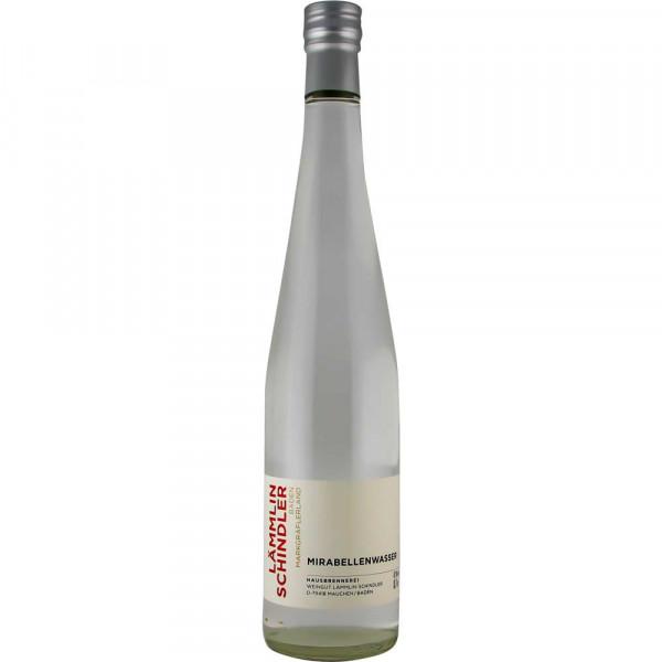 Mirabellenwasser 0,7 l – 42 Vol.% - Lämmlin-Schindler Bio
