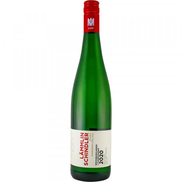 2020 Mauchen Weißburgunder & Chardonnay, trocken VDP.ORTSWEIN - Internationaler Bioweinpreis 2021 GOLD