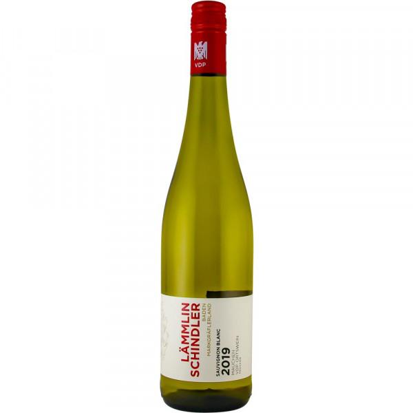 Sauvignon Blanc trocken 2019 VDP. ORTSWEIN - 90 Pt. GOLD int. bioweinpreis - Weingut Lämmlin-Schindl