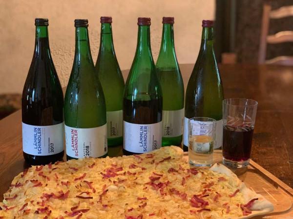 Literwein-Paket - versandkostenfrei - Weingut Lämmlin-Schindler - Biowein