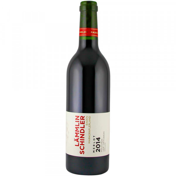 2016 Mauchen Merlot trocken, 0,5 Ltr., VDP. ORTSWEIN - Internationaler Bioweinpreis 2020 GOLD
