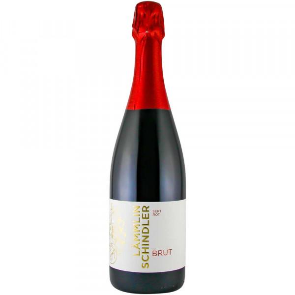 Brut Rot Sekt - Weingut Lämmlin Schindler - Biowein