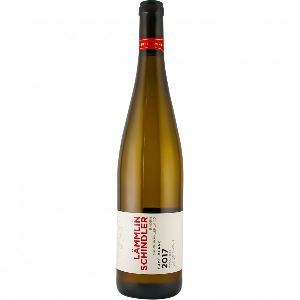 Fumé Blanc (Sauvignon Blanc) trocken 2018 im Holzfass gereift VDP. ORTSWEIN - Lämmlin-Schin