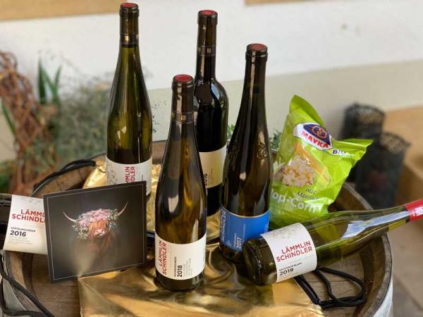 """Kino-Weinpaket """"Goldkiste"""" - 6 x 0,75 L versandkostenfrei"""